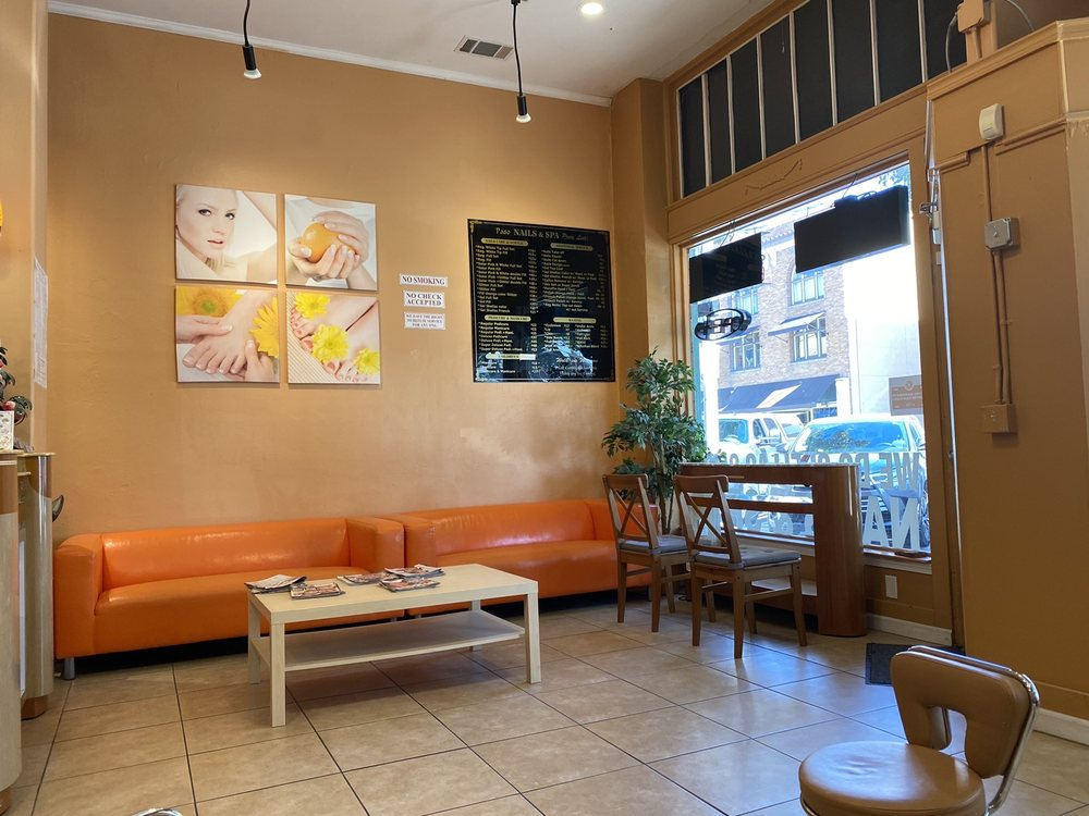 Paso Nails and Spa: 1215 Park St, Paso Robles, CA