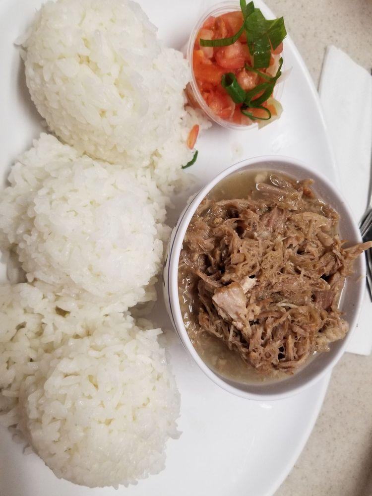 Hannara Restaurant: 86-078 Farrington Hwy, Waianae, HI