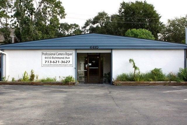 Professional Camera Repair: 4410 Richmond Ave, Houston, TX
