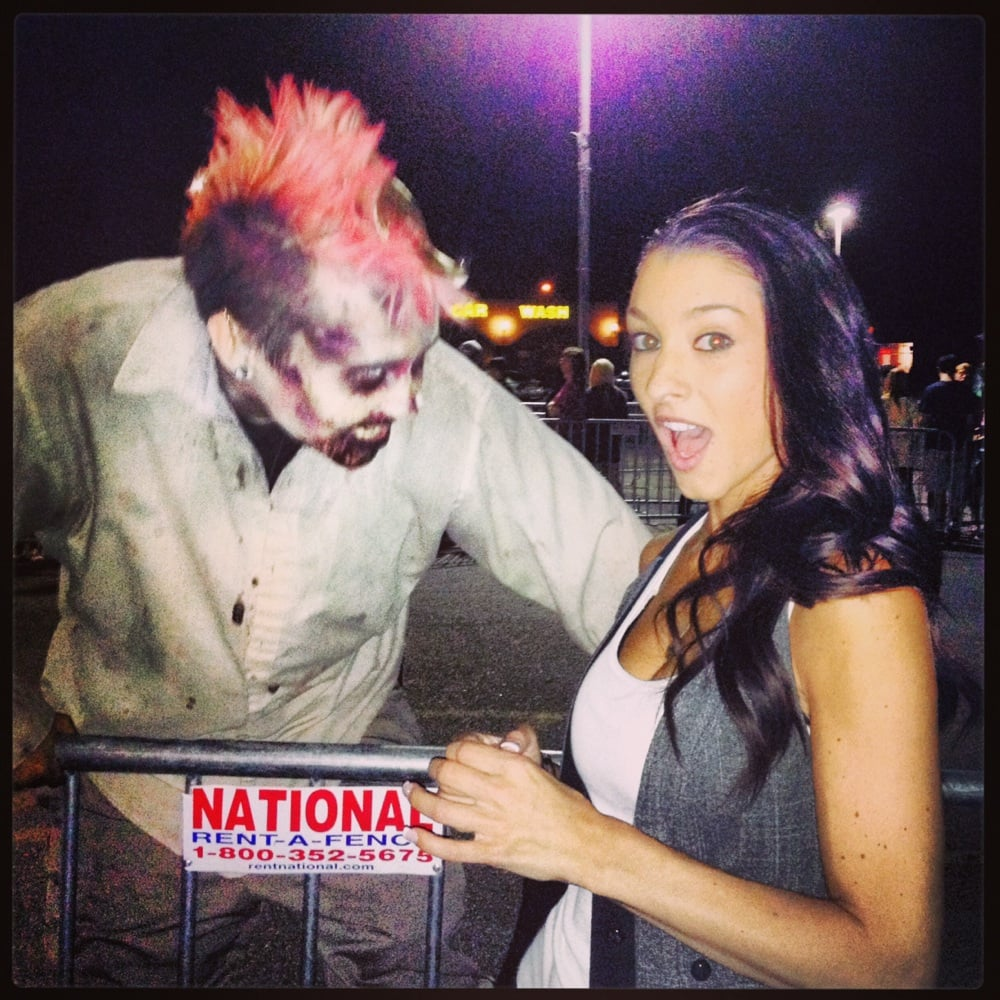 Watch out for zombies they 39 re everywhere yelp for 13th floor haunted house phoenix