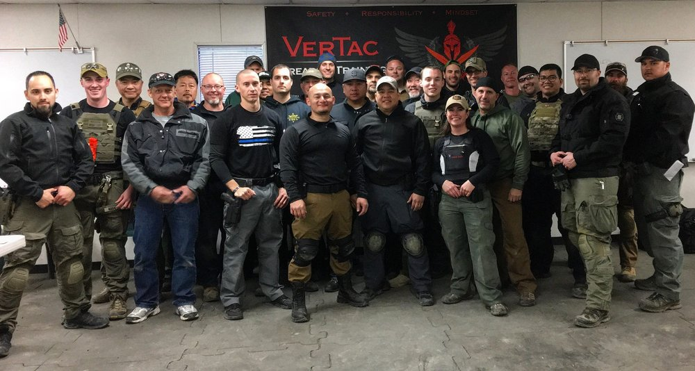 VerTac Firearms Training: 4501 Ohara Ave, Brentwood, CA