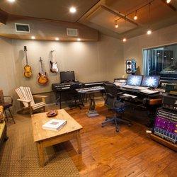 Photo Of Dragonfly Creek Recording Malibu Ca United States Control Room