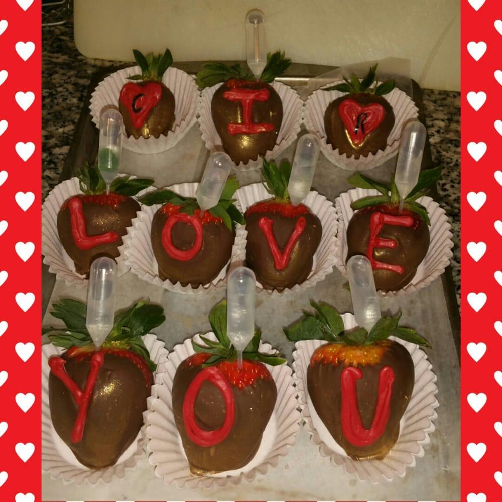 Ciroc Infused Chocolate Covered Strawberries Yelp