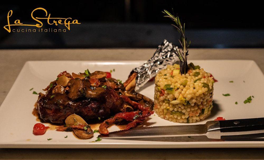 La Strega Cucina Italiana: 17864 NW 2nd St, Pembroke Pines, FL