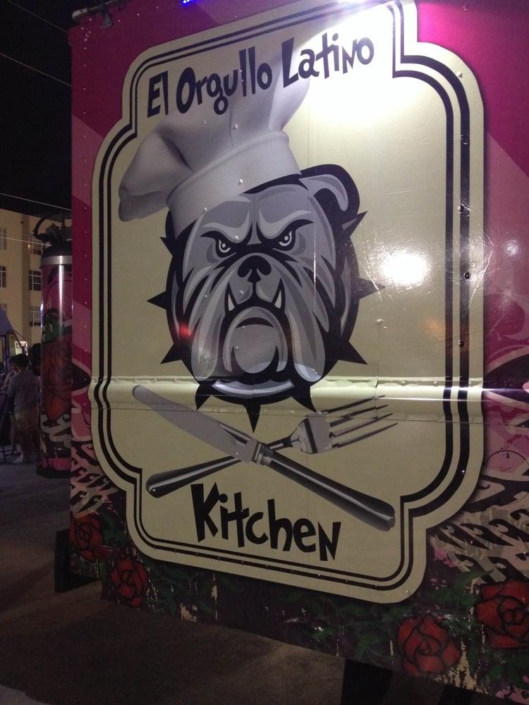 El Orgullo Latino Kitchen: Miami, FL