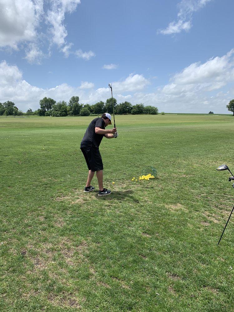 Airport National Public Golf Course: 3001 Wright Brthrs Blvd E, Cedar Rapids, IA