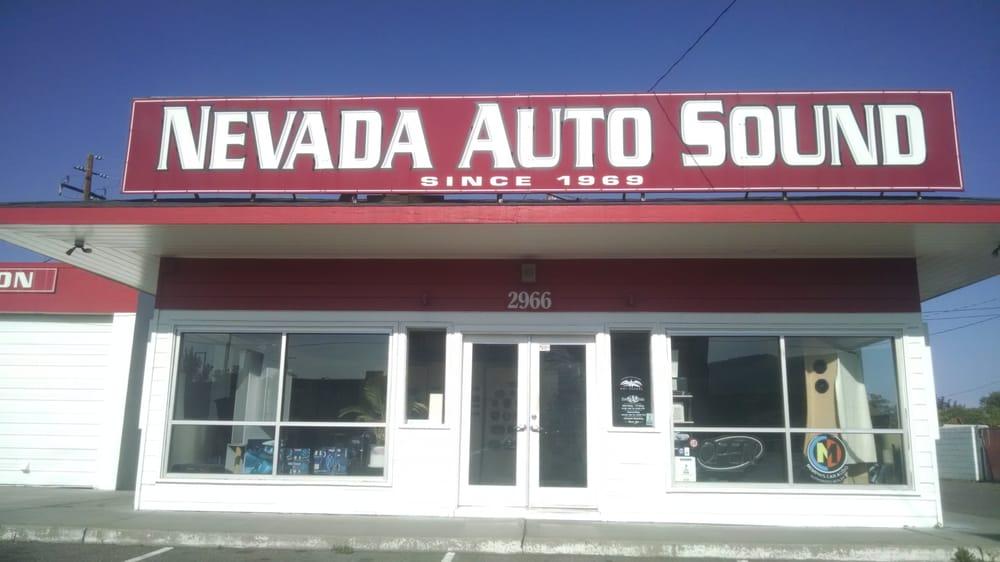 Nevada Auto Sound >> Nevada Auto Sound Yelp