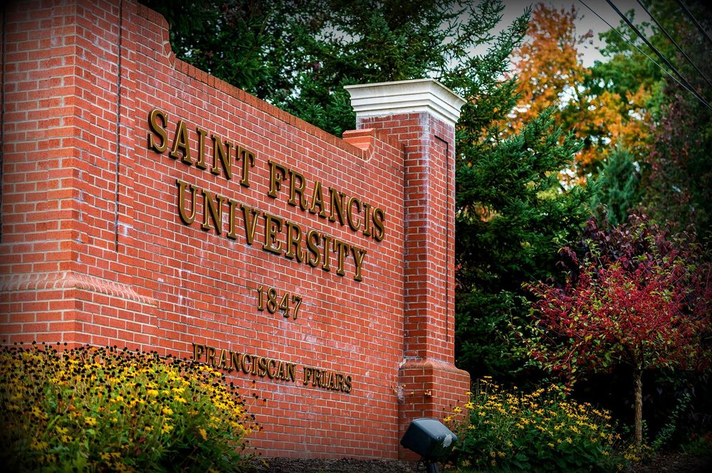St Francis University: 117 Evergreen Dr, Loretto, PA