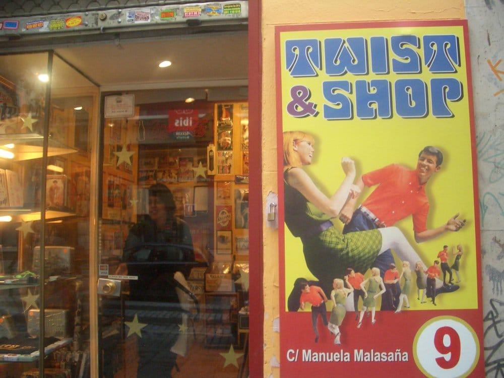 Twist & Shop