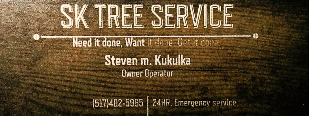 SK Tree Service: Lansing, MI