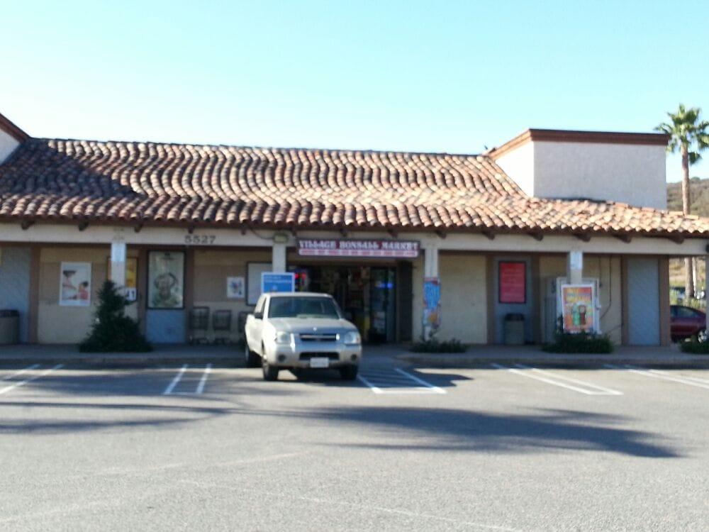Village Bonsall Market: 5527 Mission Rd, Bonsall, CA