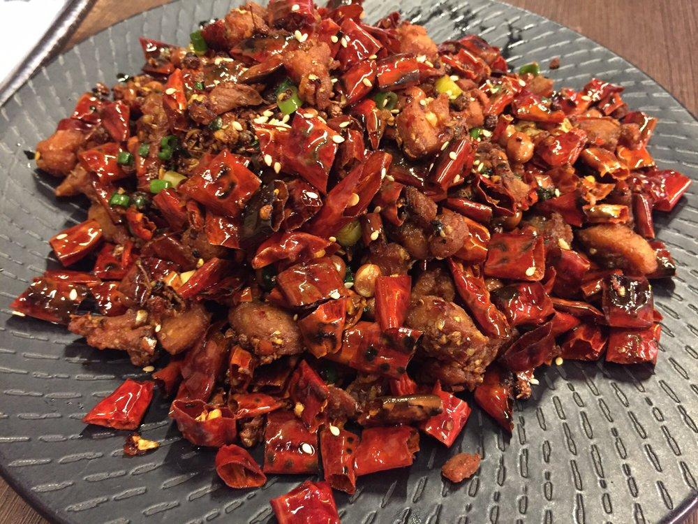 Chong Qing Grilled Fish Singapore
