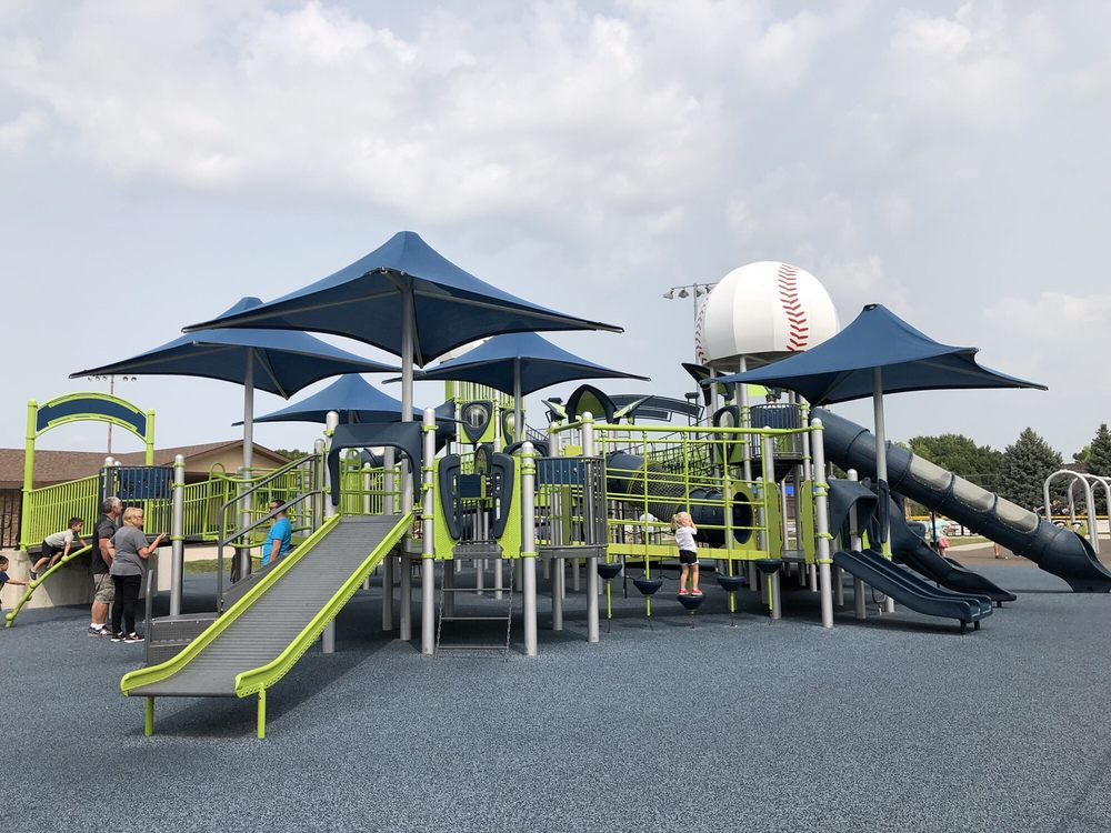 Social Spots from Ankeny Miracle Park