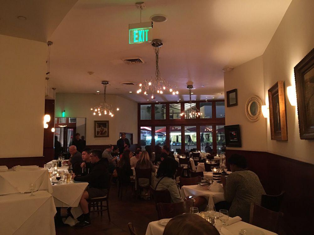 Trastevere Restaurant Hollywood Ca