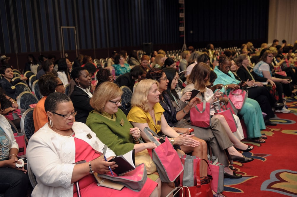 Audience Of Napw Members At The 2012 National Networking Conference In Nyc Yelp