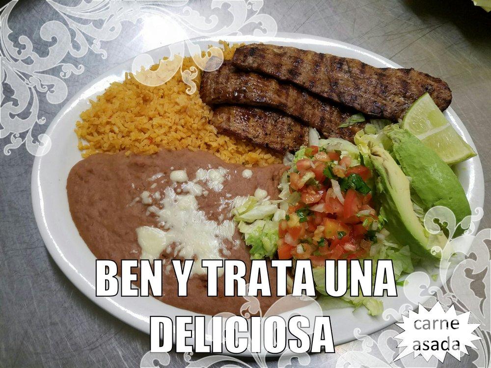 La Fiesta Mexican Restaurant: 29 E Dekalb St, Camden, SC