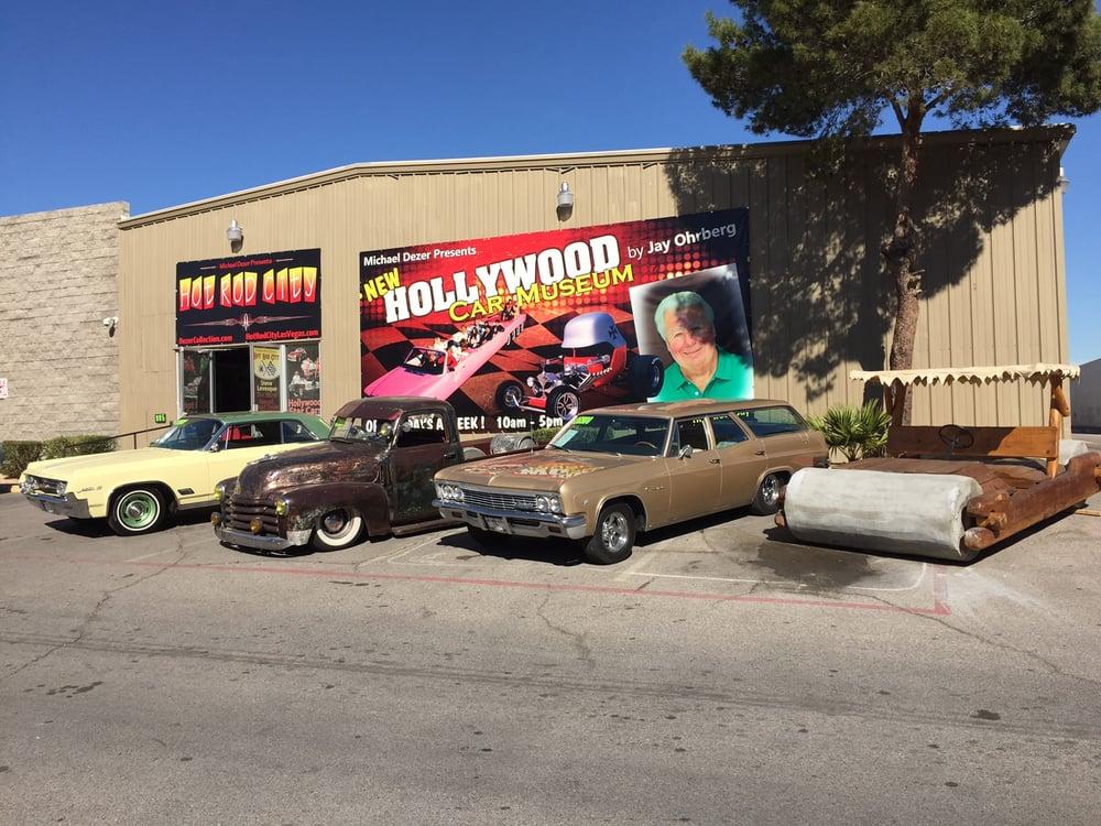 New Hollywood Car Museum Las Vegas Nv