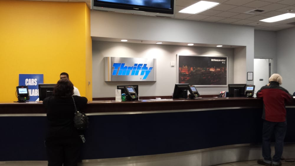 Top 907 Reviews and Complaints about Thrifty Car Rental
