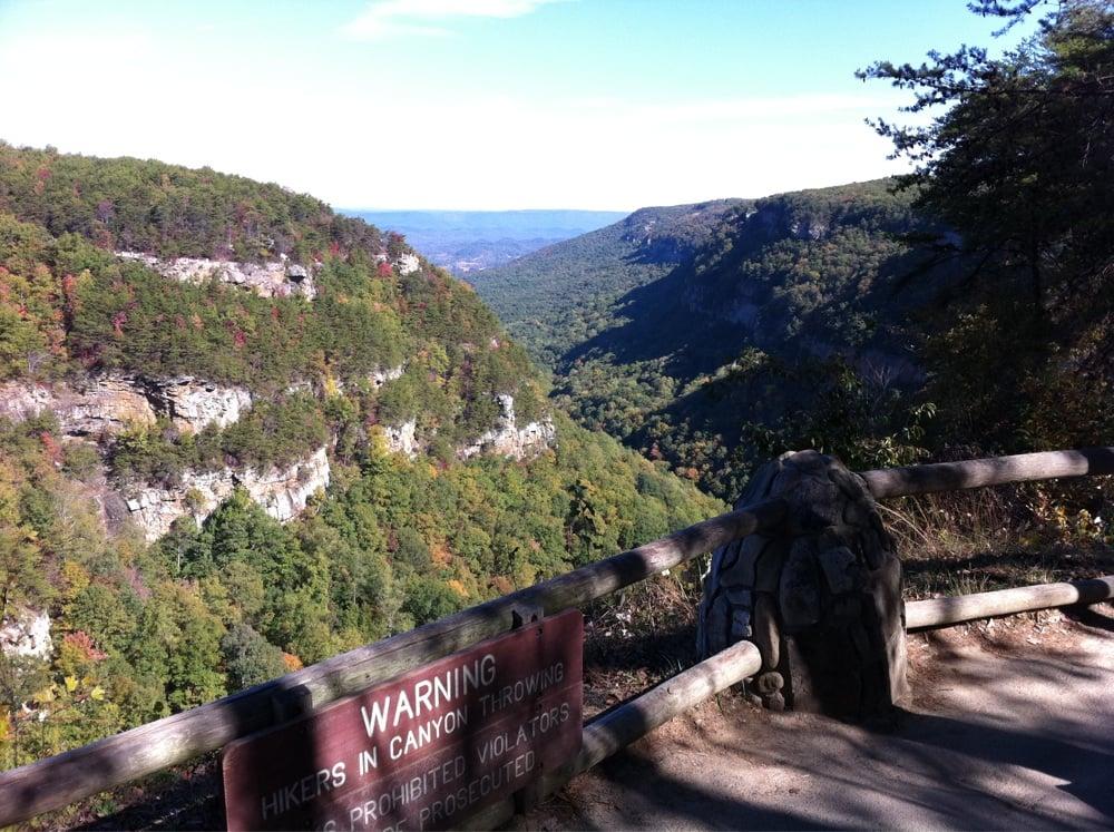 Photos For Cloudland Canyon State Park Yelp