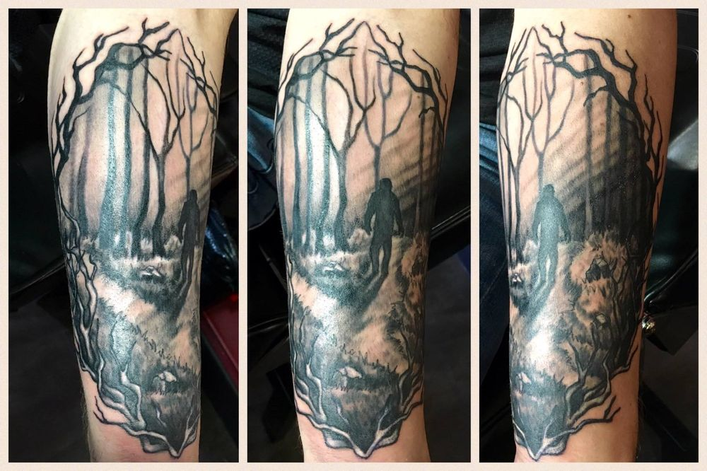 Robert Frost By Tanna Hill At The Beesnest Tattoo Yelp