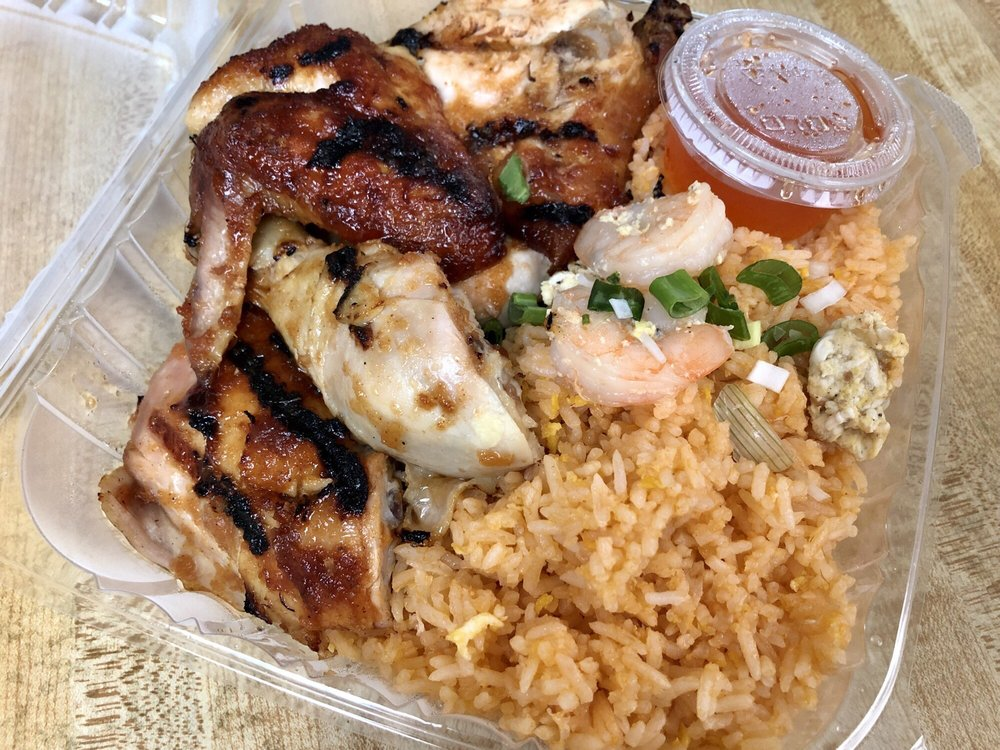 Thai BBQ & Seafood: 1559 E Amar Rd, West Covina, CA