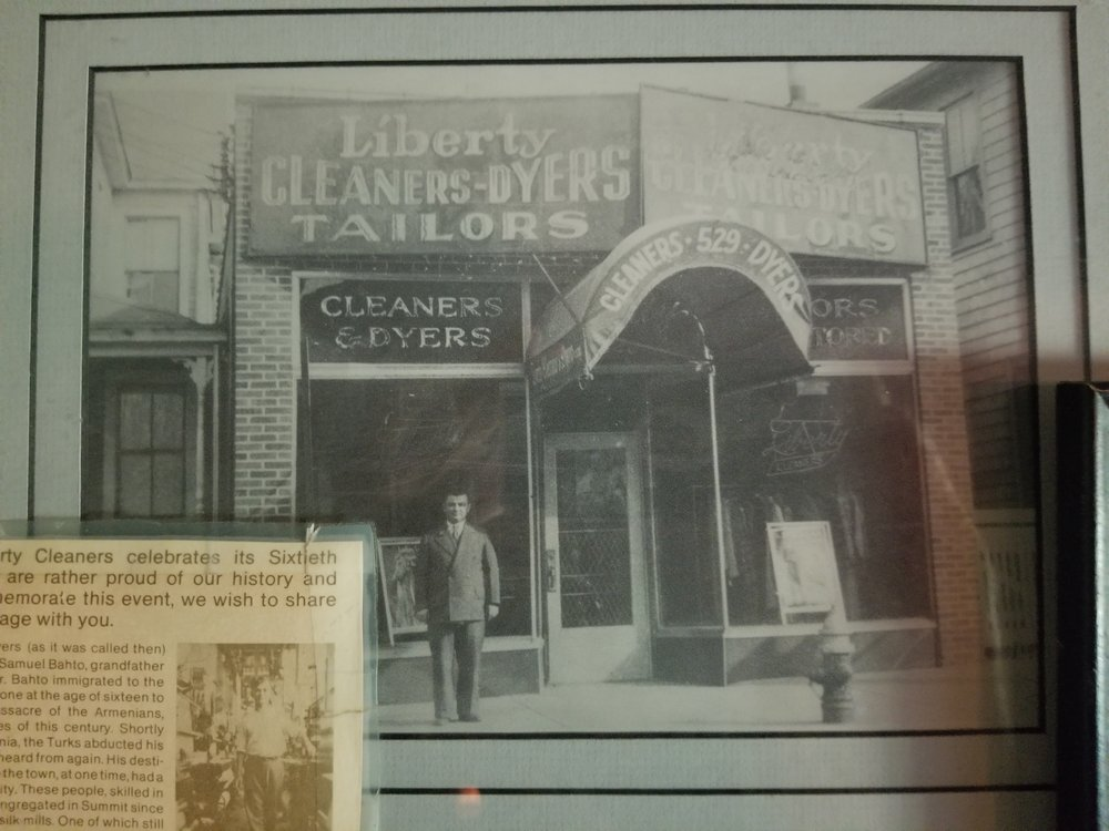 Liberty Cleaners: 529 Morris Ave, Summit, NJ