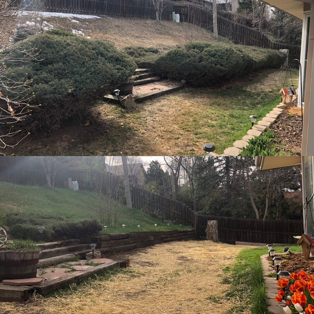 JR's Landscaping & Property Maintenance: 1342 County Rd 65, Evergreen, CO