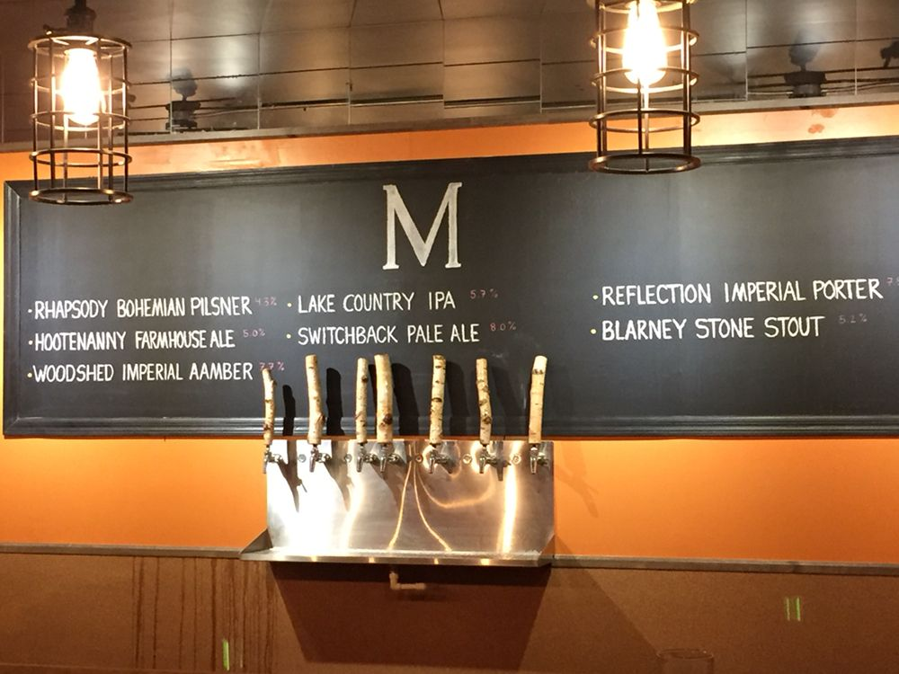 Melms Brewing Co - Taproom & Microbrewery: 418 Merton Ave, Hartland, WI