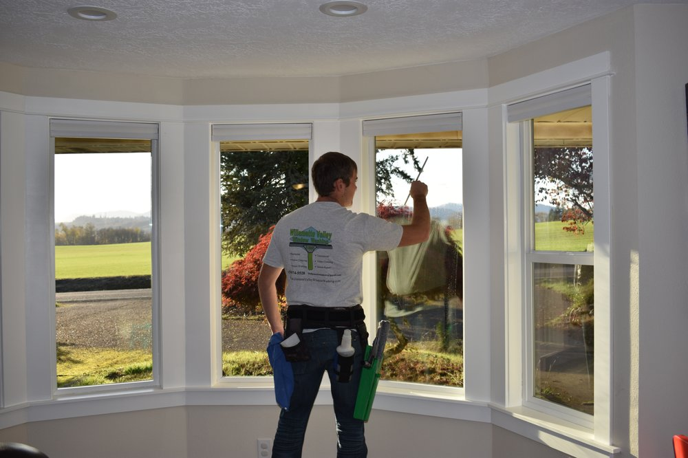 Willamette Valley Window Washing and More: 2573 NW Oak Grove Dr, Albany, OR