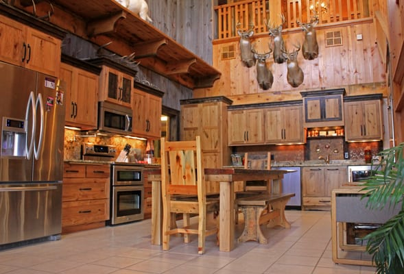 photo of acorn millwork deerwood mn united states custom cabinets featured in - Acorn Kitchen Cabinets