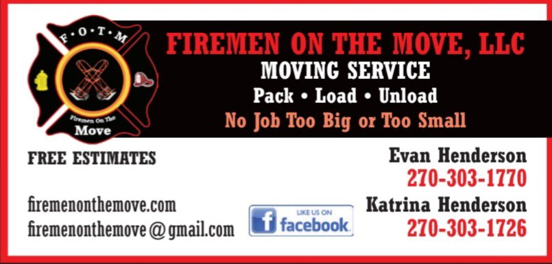 Firemen On The Move: Bowling Green, KY