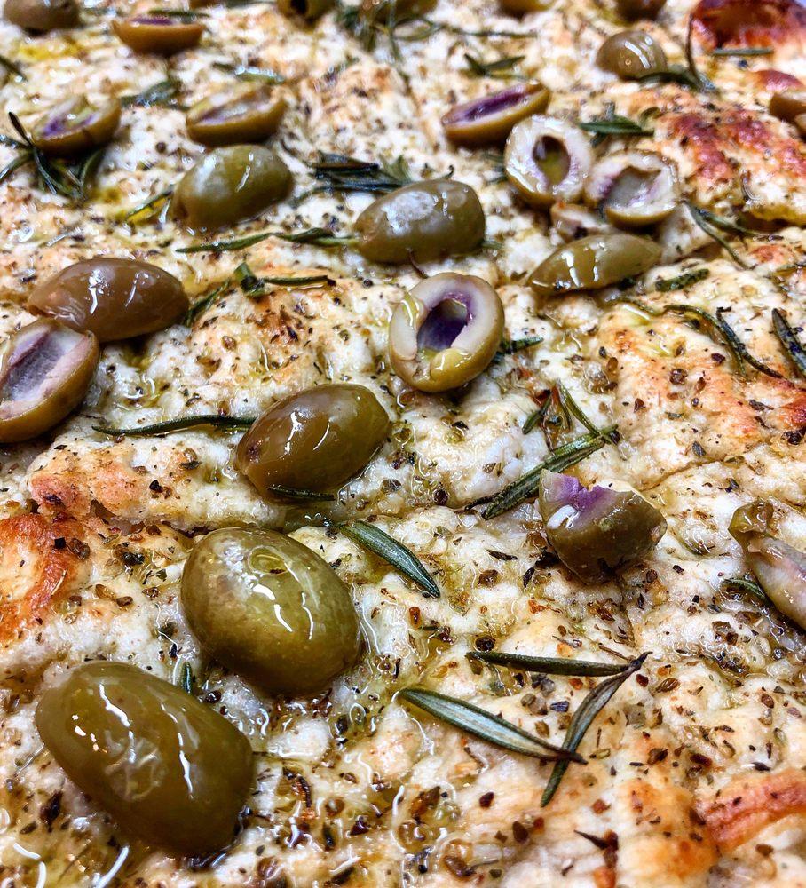 D'Oliva evoo Pizza & Grill