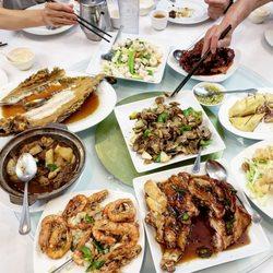 1 Oriental Chef