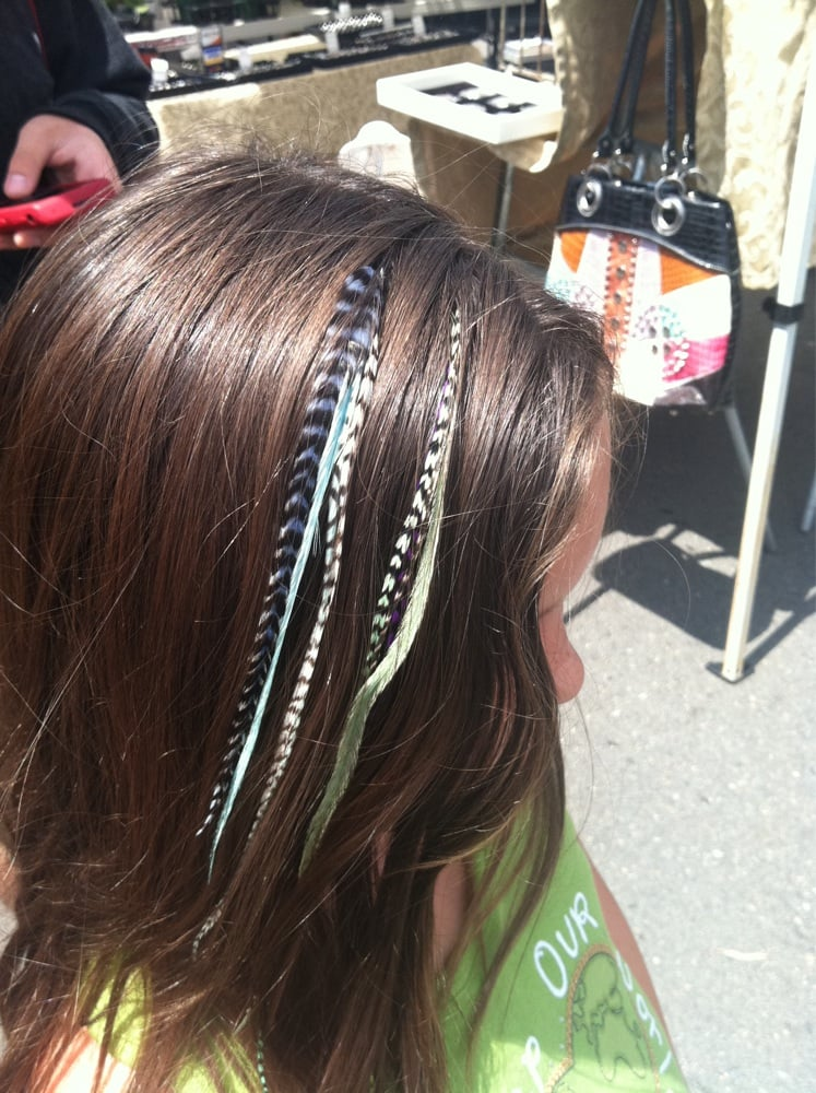 Gypsy Feather Extensions 14 Photos Cosmetics Beauty Supply