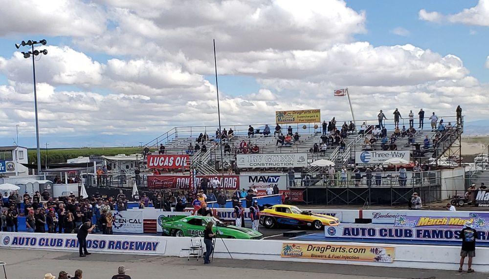 Auto Club Famoso Raceway: 33559 Famoso Rd, Mc Farland, CA