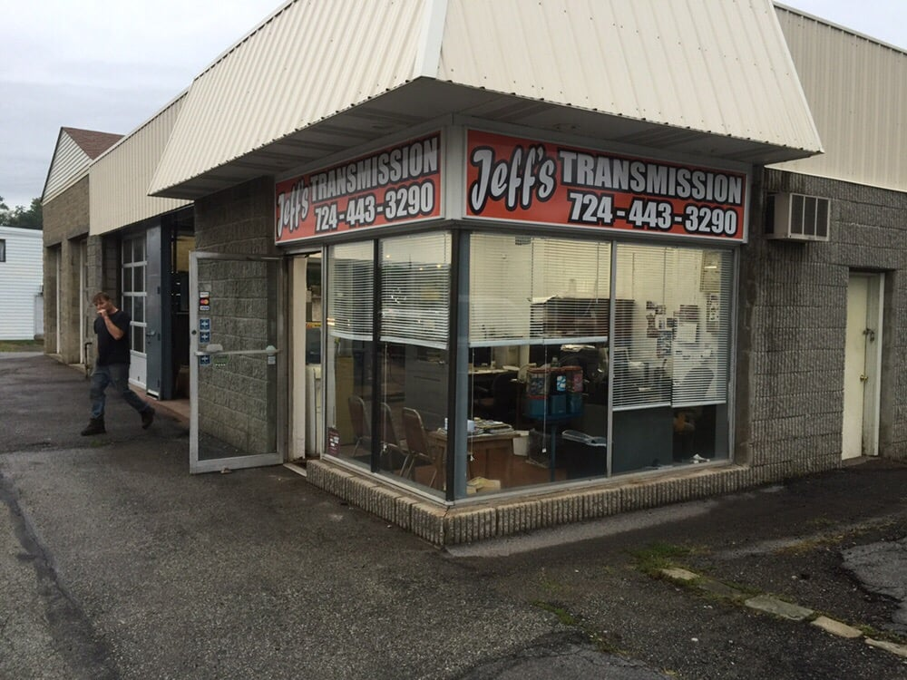 Jeff's Transmission Service: 5564 William Flynn Hwy, Gibsonia, PA