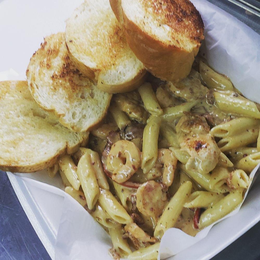 El Italiano Street Food: 405 S Bloomington St, Lowell, AR