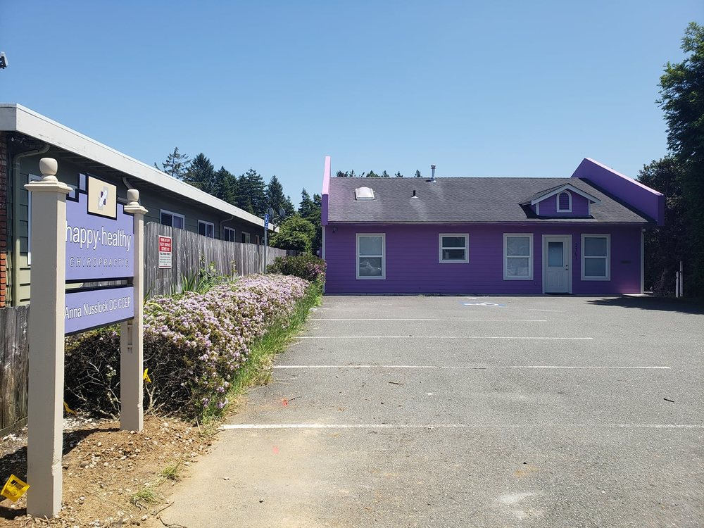 Happy Healthy Chiropractic: 2361 Harrison Ave, Eureka, CA