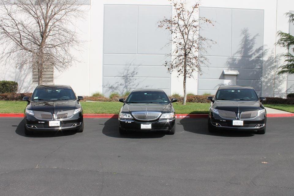 Sacramento Deluxe Limousine: Sacramento, CA