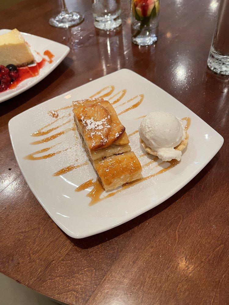 Scossa Restaurant & Lounge: 8 N Washington St, Easton, MD