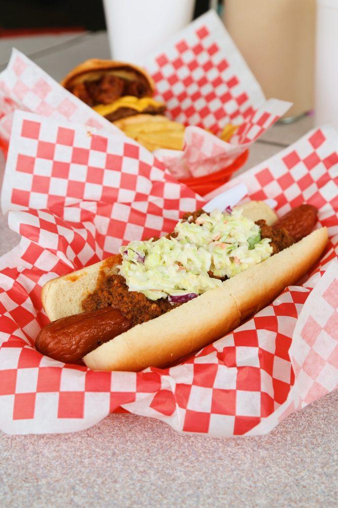 The Burger Inn: 1819 N Harbor City Blvd, Melbourne, FL