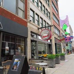Italian Restaurants Near Detroit Opera House