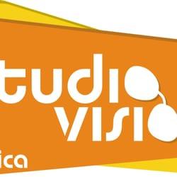 25c763ec71 Foto de Óptica Studio Vision - São Paulo - SP, Brasil. Logo Óptica Studio