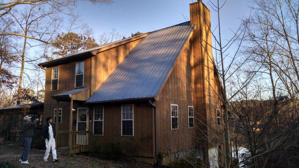 Premium Painting: 214 Bethel Church Rd, Eva, AL
