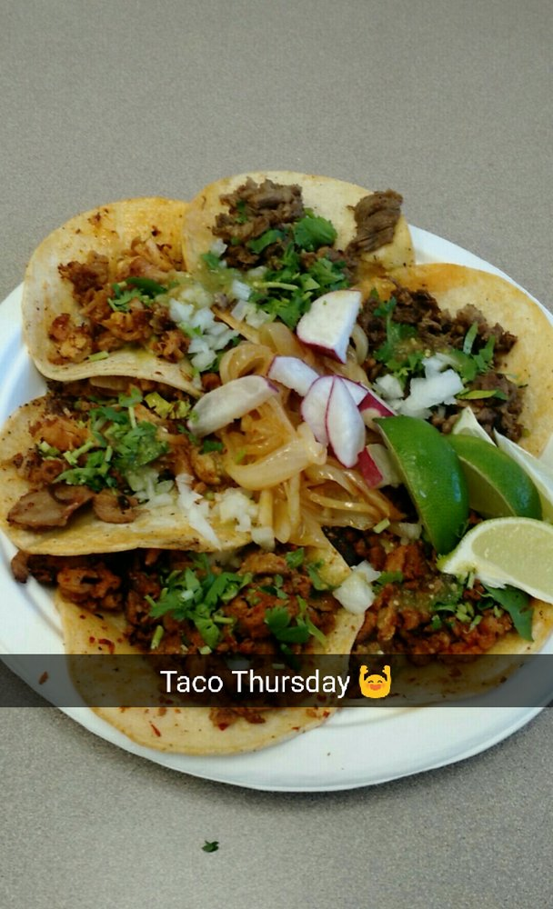 Anytime Is Taco Time: San Jose, CA