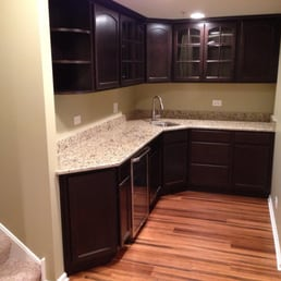 Photo Of Applied Improvements   Crystal Lake, IL, United States. Kitchen  With Granite
