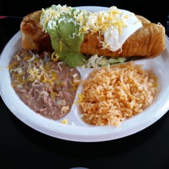 Photo Of Lina S Mexican Restaurant Omaha Ne United States Chimichanga Heaven