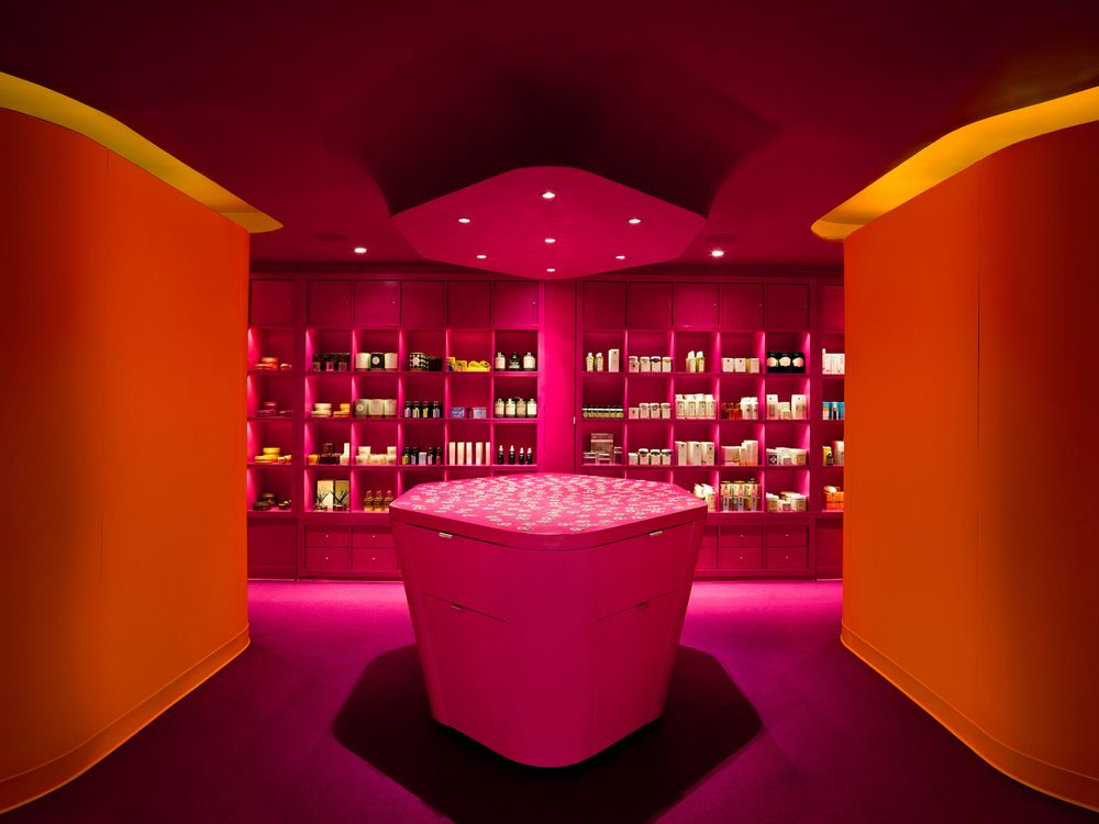 YeloSpa: 5 E 57th St, New York, NY