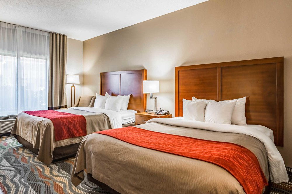 Comfort Inn & Suites Lookout Mountain: 3117 Parker Lane, Chattanooga, TN