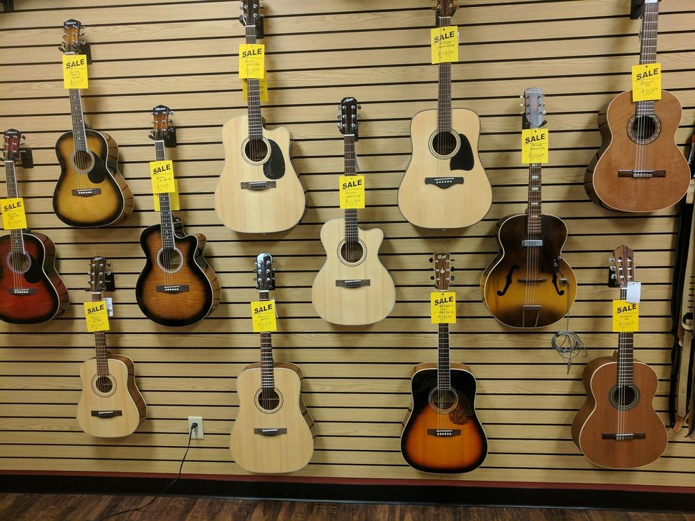 Damm Music Center: 8945 W Central Ave, Wichita, KS